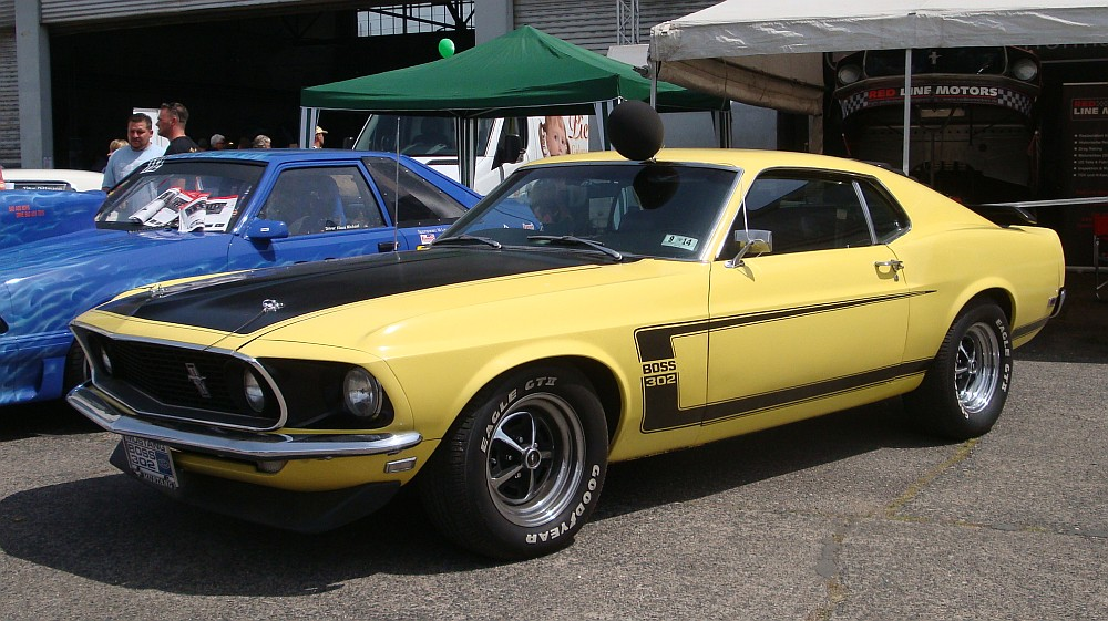 1969 Boss 302 (Quelle: www.themustangsource.com)